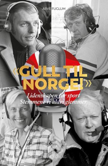 """Bilde av """"gull Til Norge!"""""""