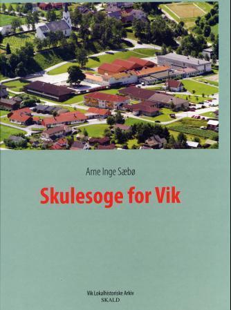 Bilde av Skulesoge For Vik