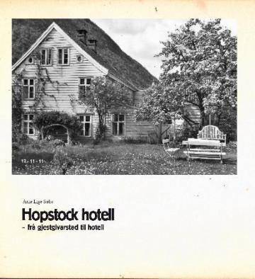 Bilde av Hopstock Hotell
