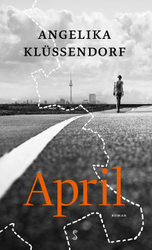 April av Angelika Klüssendorf (Innbundet)