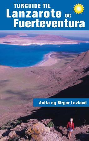 Bilde av Turguide Til Lanzarote Og Fuerteventura