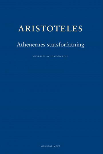 Bilde av Athenernes Statsforfatning