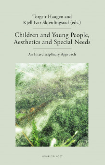 Children and young people, aesthetics and special needs av Torgeir Haugen og Kjell Ivar Skjerdingstad (Innbundet)