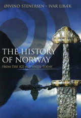 Omslag - The history of Norway