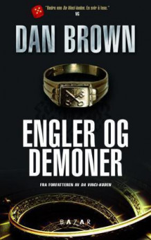 Engler & demoner av Dan Brown (Heftet)