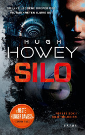Silo av Hugh Howey (Heftet)