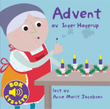 Omslag - Advent