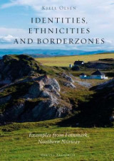 Omslag - Identities, ethnicities and borderzones