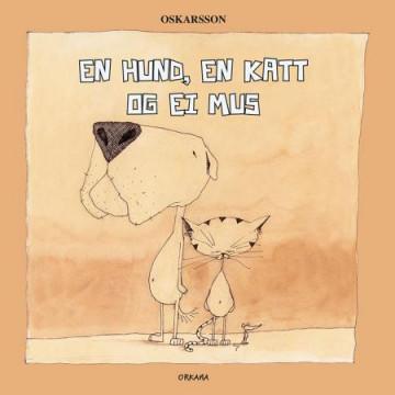 Bilde av En Hund, En Katt Og Ei Mus
