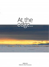Omslag - At the edge-