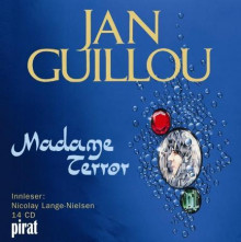 Madame Terror av Jan Guillou (Lydbok-CD)