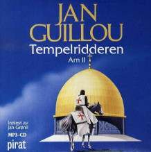 Tempelridderen av Jan Guillou (Lydbok MP3-CD)
