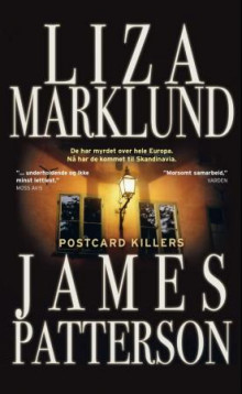 Postcard killers av Liza Marklund og James Patterson (Heftet)