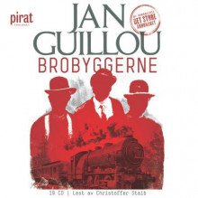 Brobyggerne av Jan Guillou (Lydbok-CD)