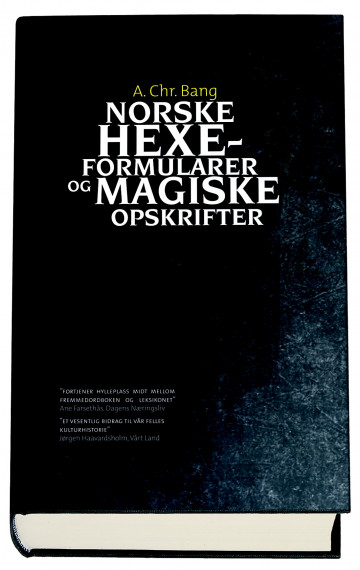 Bilde av Norske Hexeformularer Og Magiske Opskrifter
