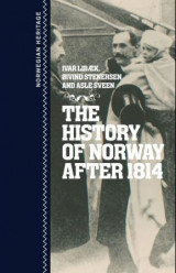 Omslag - The history of Norway after 1814