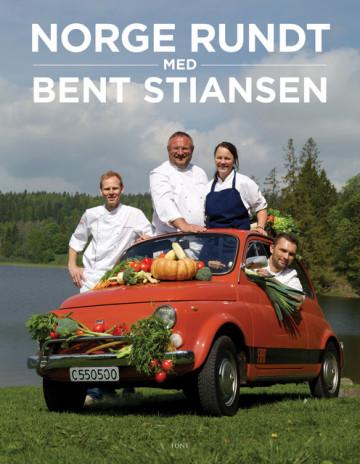 Bilde av Norge Rundt Med Bent Stiansen