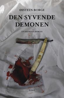 Den syvende demonen av Øistein Borge (Innbundet)