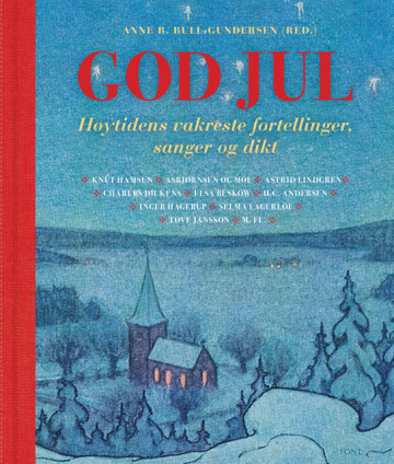 God jul Anne Bull-Gundersen {TYPE#Innbundet}
