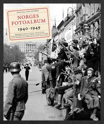 Bilde av Norges Fotoalbum 1940-1949