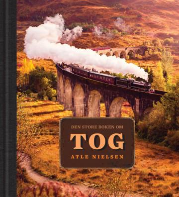 Bilde av Den Store Boken Om Tog