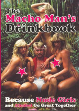 Omslag - The macho man's drinkbook