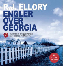 Engler over Georgia av R.J. Ellory (Lydbok-CD)