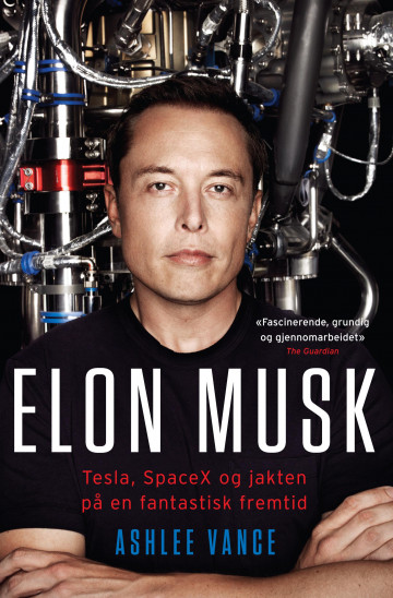 Bilde av Elon Musk