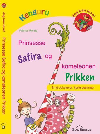 Prinsesse Safira og Prikken Volkmar Röhrig {TYPE#Innbundet}