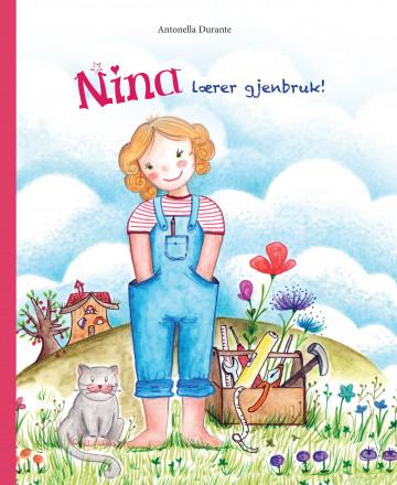 Bilde av Nina Lærer Gjenbruk!