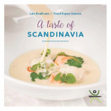 Omslag - A taste of Scandinavia