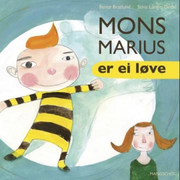 Bilde av Mons Marius Er Ei Løve