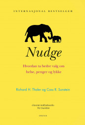 Nudge av Cass R. Sunstein og Richard H. Thaler (Ebok)