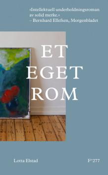 Et eget rom av Lotta Elstad (Innbundet)
