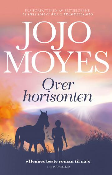 Bilde av bokomslaget til 'Over horisonten'