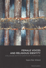Omslag - Female voices and religious identity
