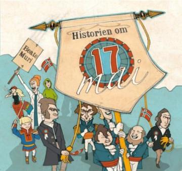 Bilde av Historien Om 17. Mai