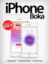 Omslag - iPhone-boka