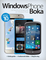 Omslag - Windows phone boka