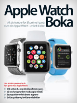 Omslag - Apple Watch boka