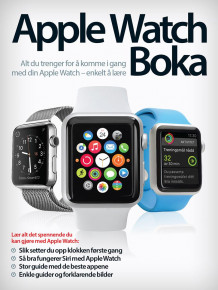 Apple Watch boka av Bens Aarø (Heftet)