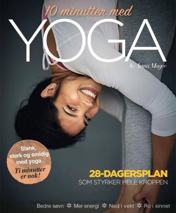 Bilde av 10 Minutter Med Yoga