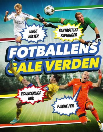 Bilde av Fotballens Gale Verden