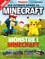 Omslag - Den ultimate guiden til minecraft