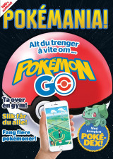 Omslag - Pokemania!
