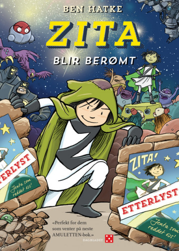 Bilde av Zita 2: Zita Blir Berømt