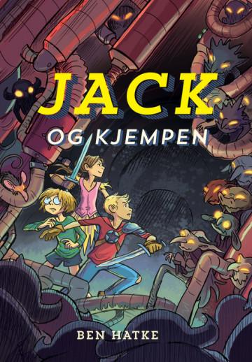 Bilde av Jack Og Kjempen