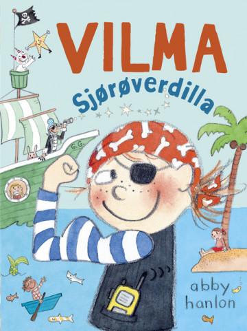 Bilde av Vilma 5: Vilma Sjørøverdilla
