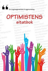Omslag - Optimistens sitatbok