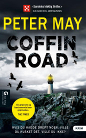 Coffin road av Peter May og Ragnhild Aasland Sekne (Heftet)